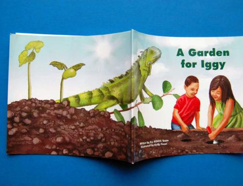 A Garden for Iggy